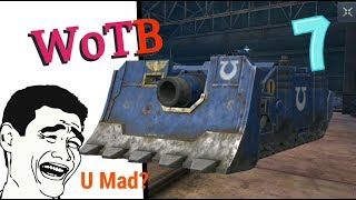 WOT Blitz Epic & Funny Moments #7 - TDS