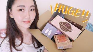 近期彩妝購物分享 Huge Beauty Haul