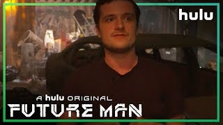 The Stunts of Future Man • Future Man on Hulu