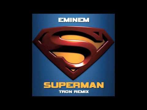 Eminem - Superman (Tron Remix)