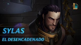 Sylas, el Desencadenado | Tráiler del campeón - League of Legends