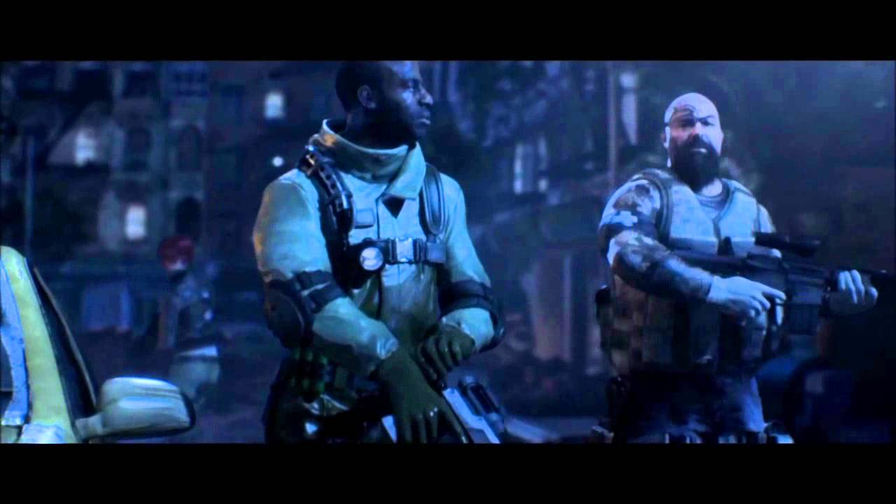 resident evil operation raccoon city all trailer youtube