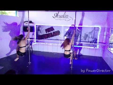 Pole Dance - Gabriela Lopes e Sandra Novaes