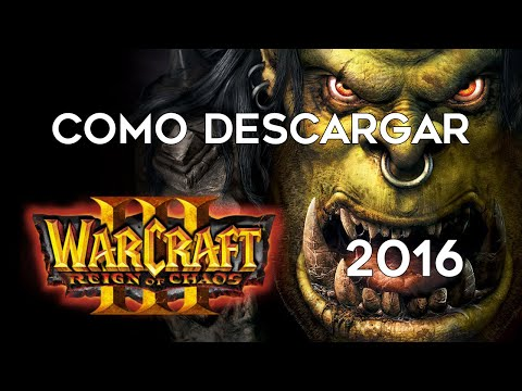 Como descargar Warcraft III [1 Link] [Mediafire] 2014