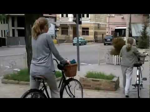 WALKING ON ODESSA, UKRAINE 2