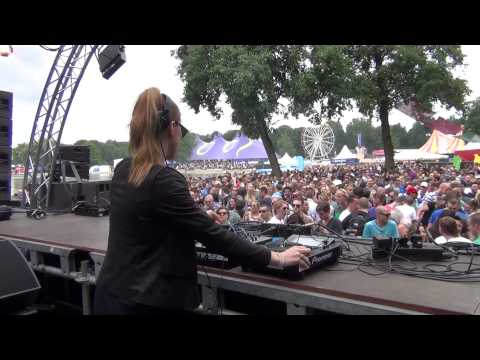 Ellen Allien @ Rockit Open Air 2011 Music Videos