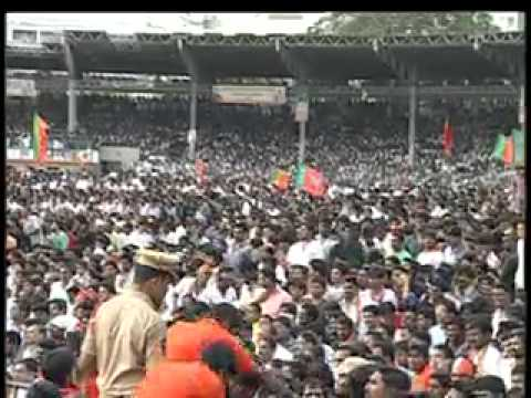 Shri Narendra Modi addresses Nava Bharat Yuva Bheri, Hyderabad
