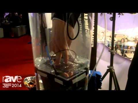 ISE 2014: PASS-Medientechnik Demos Waterproofed Micro-Phone