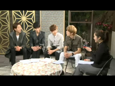 Part 1- CN blue  Interview