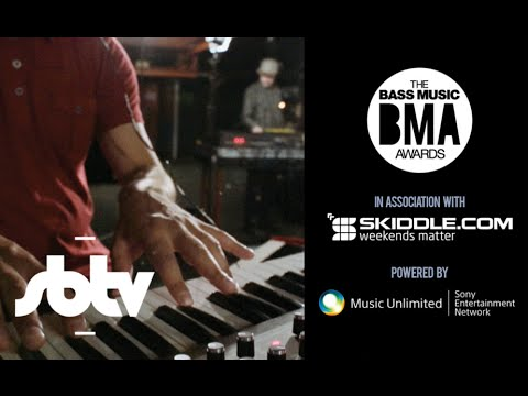 "Submotion Orchestra X The Bass Music Awards | ""time Will Wait"" [live Performance]: Sbtv 
