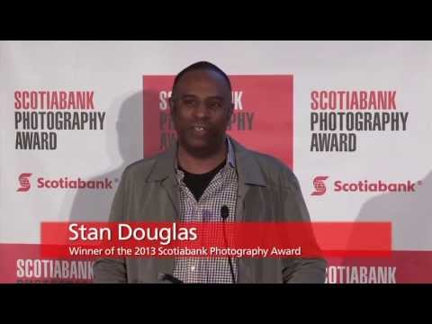 Scotiabank is thrilled to announce that Vancouvers Stan Douglas has been named winner of the third annual Scotiabank Photography Award