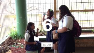 Girl Gets Terribly Bullied by Schoolmates in Puerto Rico