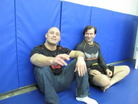Matt Serra UFC 109 Video Blog - Day 3