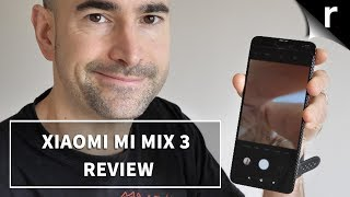 Xiaomi Mi Mix 3 Review | Quirky and lovable