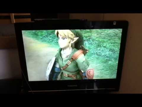 Link gets angry
