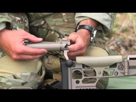Introducing the Barrett® MRAD™