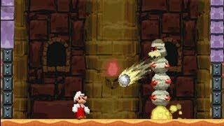 New Super Mario Bros. (DS) 100% Walkthrough - World 2 (All Star Coins & Secret Exits)