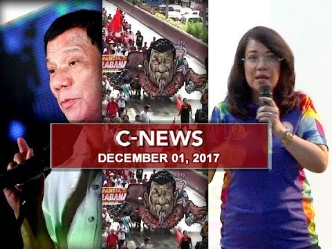 UNTV: C-News (December 1, 2017)