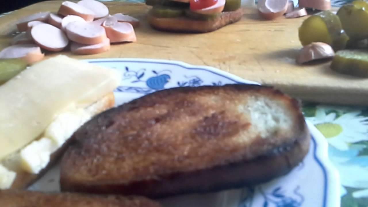 Как сделать вкусный бутерброд в домашних условиях