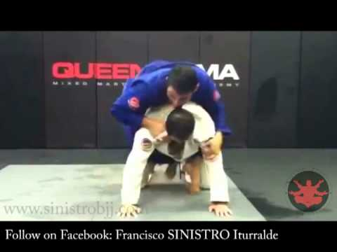 Sinistro BJJ Back Take Drill and Technique 1 (full version) Image 1