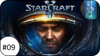 WILLKOMMEN IM DSCHUNGEL | #09 | StarCraft II - Wings of Liberty | Flu - BetterNotGames