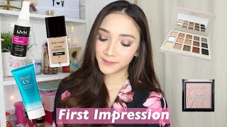 FULL FACE FIRST IMPRESSION | DRUGSTORE