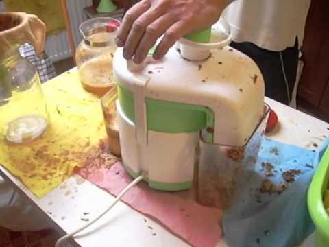 Соковыжималка Журавинка. как выжать сок самому