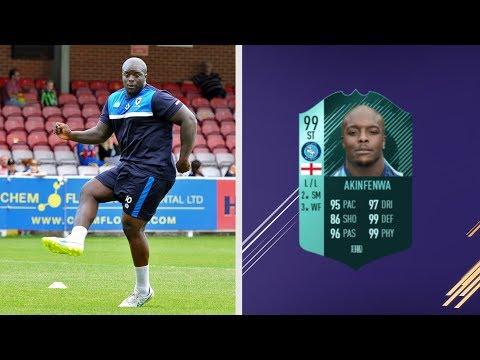 САМЫЙ СИЛЬНЫЙ ИГРОК В FIFA 18
