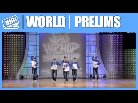 Un'Ex'Feel - Ukraine (Adult) @ HHI's 2013 World Hip Hop Dance Championship