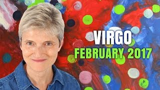 VIRGO FEBRUARY 2017 Astrology Horoscope