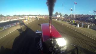 Carlton Cope driving WARPATH @ Bowling Green, OH 2015