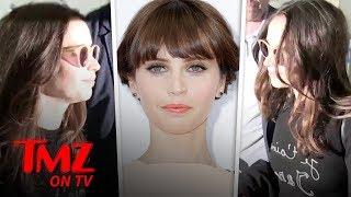 Felicity Jones Gives Zero F***KS! | TMZ TV