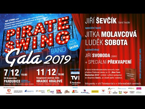 PIRATE SWING Band Gala 2019 - TV spot
