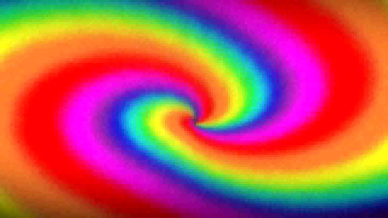 spiral rainbow - photo #40