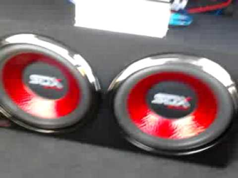 Spx pro audio subs