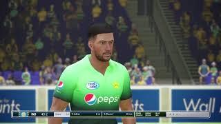 Ashes Cricket - India vs Pakistan