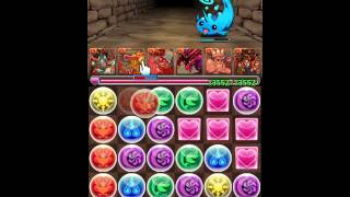 Puzzle and Dragons - Poring Tower Int.