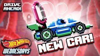 Drive Ahead - BUBBLE MATIC! - Hot Wheels Wednesday new car!