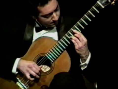 Gustavo Collazo - Guitarra - Vals Nº 3 (Agustín Barrios)