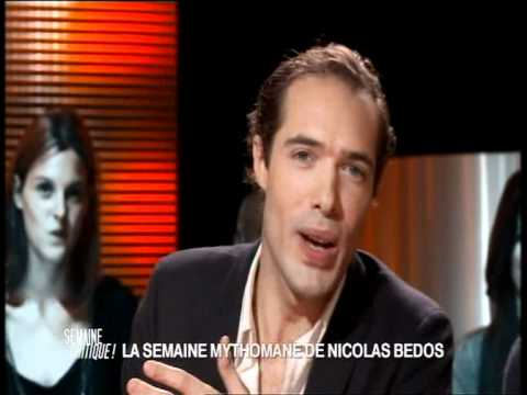 La semaine mythomane de Nicolas Bedos #09 EXCLU