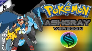 Pokemon Ash Gray 4.5.3 Para Android Hackrom My Boy! GBA PC