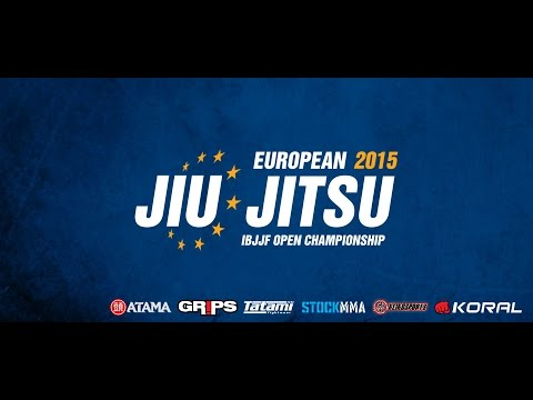European Open Jiu-Jitsu Championship 2015 (Friday)