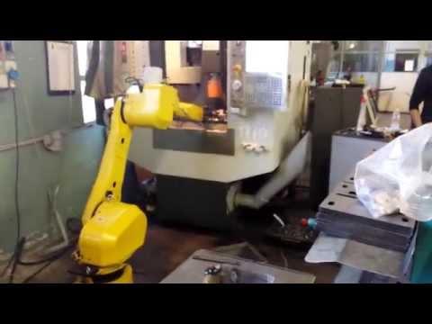 Automazione con robot FANUC
