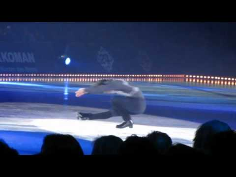 Stéphane Lambiel - Art on Ice 2011 - Bring me to life