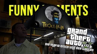 GTA V Roleplay: Funny Moments! Vom Gangster zum Gärtner! [German]