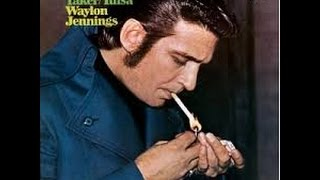 Watch Waylon Jennings Sunday Morning Coming Down video