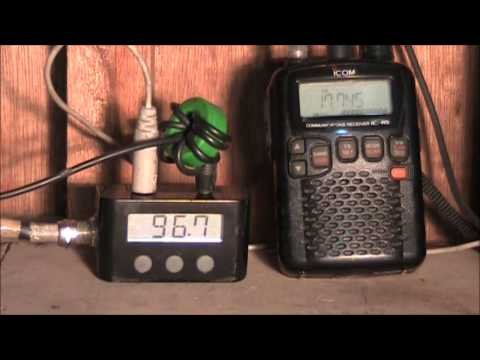 FM TRANSMITTER ANTENNA HACK - Griffin Roadtrip Ipod Digital FM Transmitter