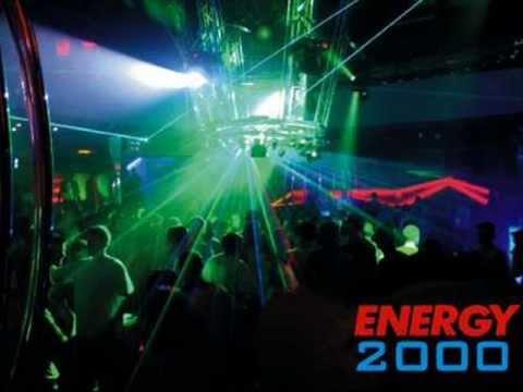 Michael Telo ai se eu te pego Energy 2000 - Sylwester 2011-2012