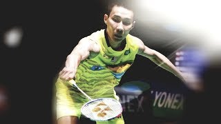 Lee Chong Wei Indonesia Open 2017 | Lee Chong Wei Amazing rallies