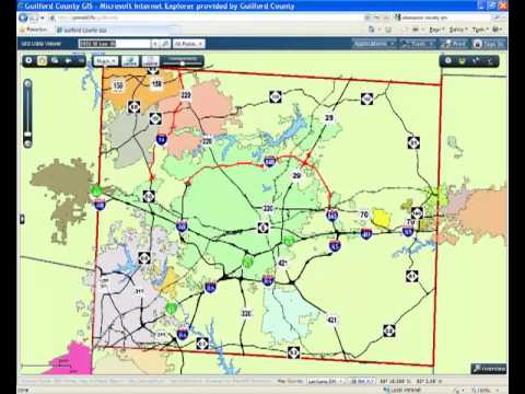 Map Navigation Video